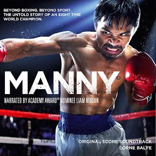 Manny Soundtrack (Lorne Balfe)