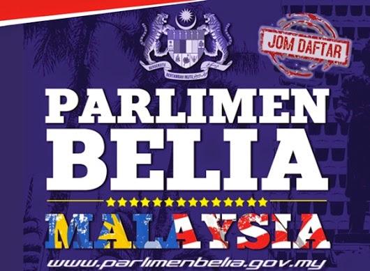 Kenali Calon Ahli Parlimen Belia Anda!!!