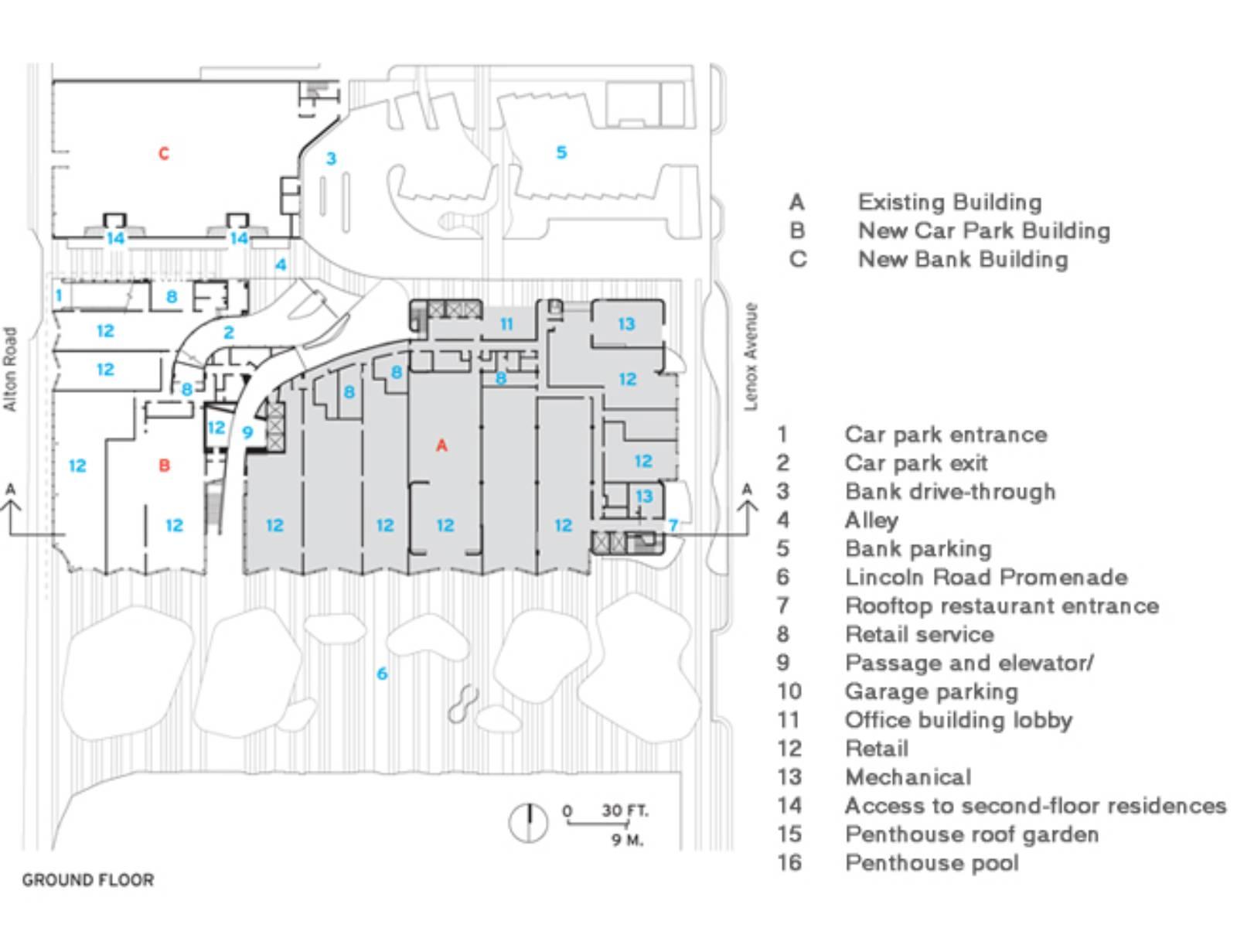 video road garage footage stock lincoln prevstill center parking