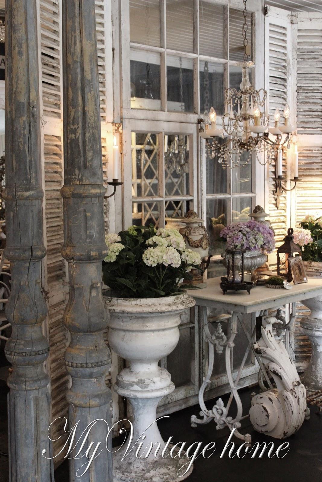 #7E674D Bedst My Vintage Home: Franske Dage Med Franske Skodder Kirkestager Anni Sloa  Fransk Landkøkken Stil 4823 106716004823