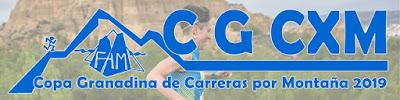 Copa Granadina de Carreras por Montaña 2019.
