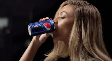 Beyonce Official 2013 Pepsi TV Commercial