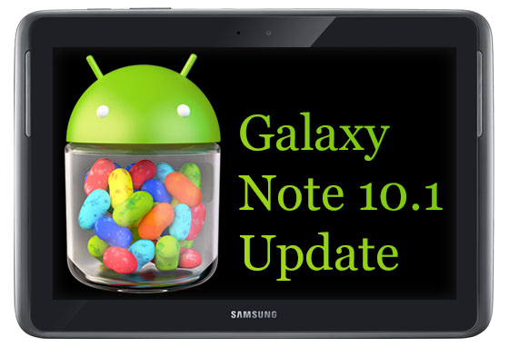 Samsung Galaxy Note 10,1 (WiFi) GT-N8013 a Android 4.1.2 Firmware