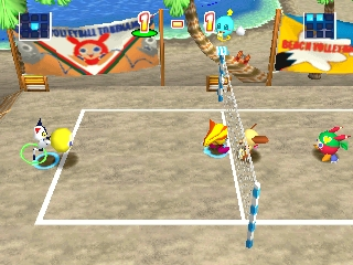 Klonoa Beach Volley [PAL][SCES-03922] ISO