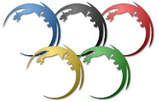 Diseño logotipo juegos olimpicos