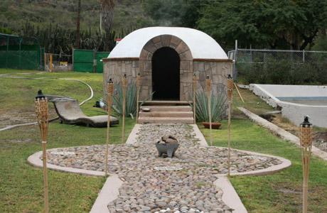 Spa Cekalli, Misión Comanjilla, Guanajuato
