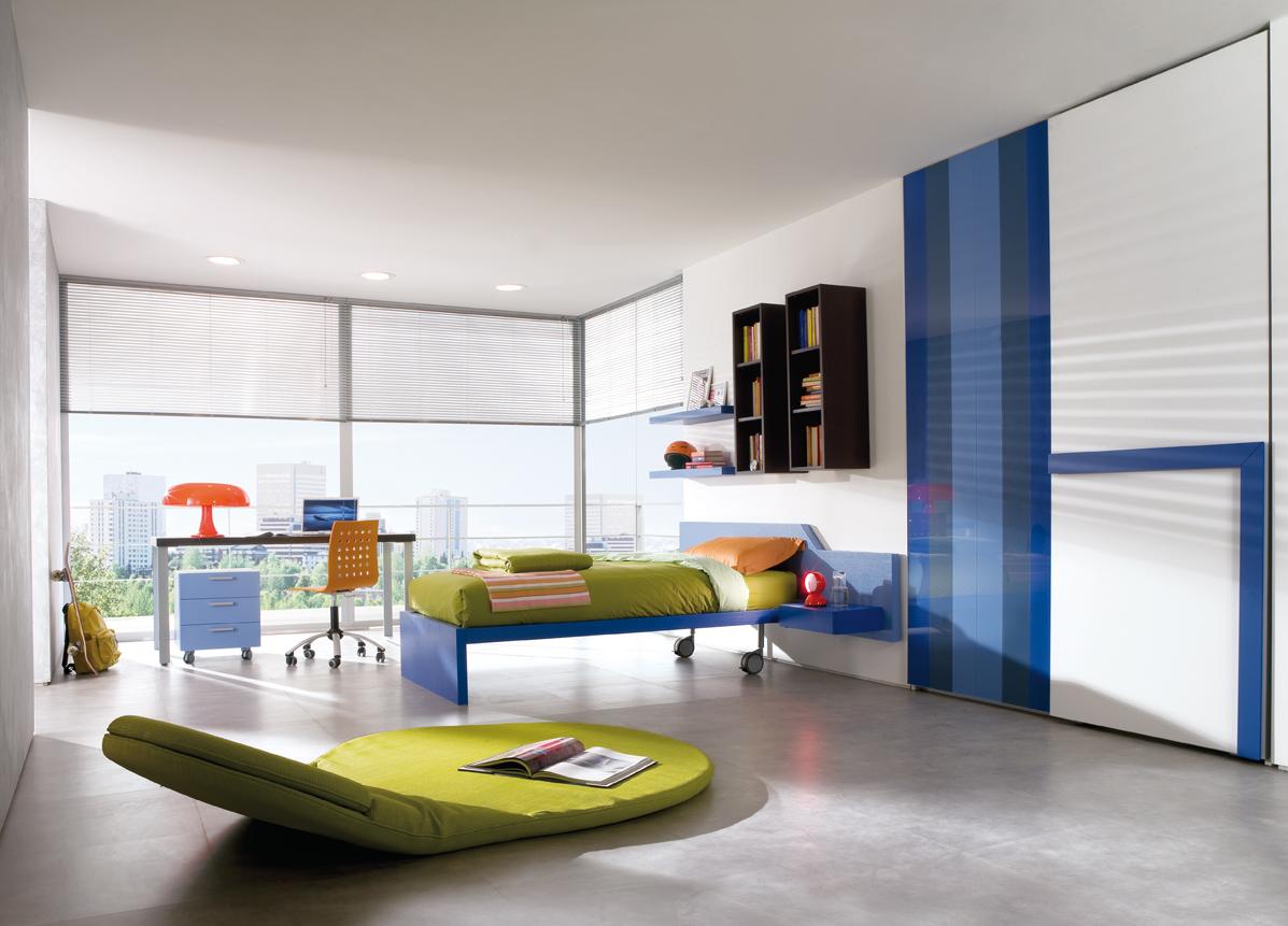 Bonetti camerette bonetti bedrooms camerette per ragazzi for Produttori camerette