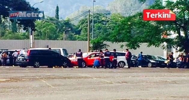 Geng Mamak Maut Ditembak di Taman Melawati..