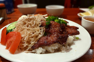 Pork broken rice image