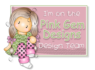 Im proud to design for Pink Gem Designs