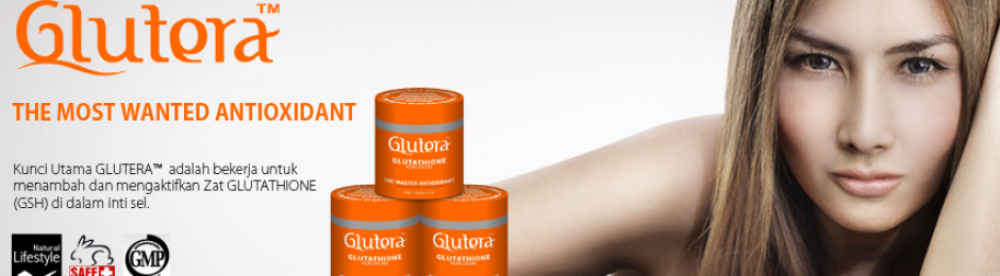 Glutera Glutathione | Toko Online Glutera Murah