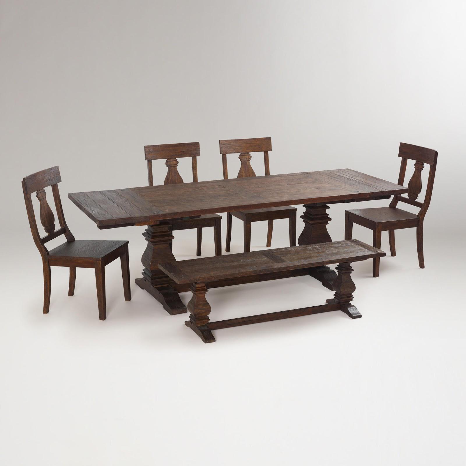 The Bradshaws Dining Table