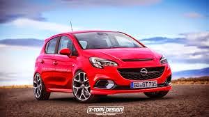 2016 Opel Corsa Concept