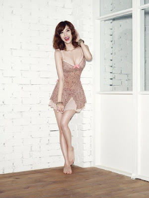 Hyosung SECRET Yes Lingerie Fall 2013
