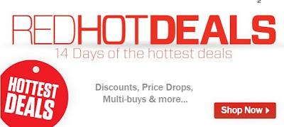 Red Hot Deals bei TheHut: Aktion zum Stöbern, Rabatte in verschiedenen Kategorien