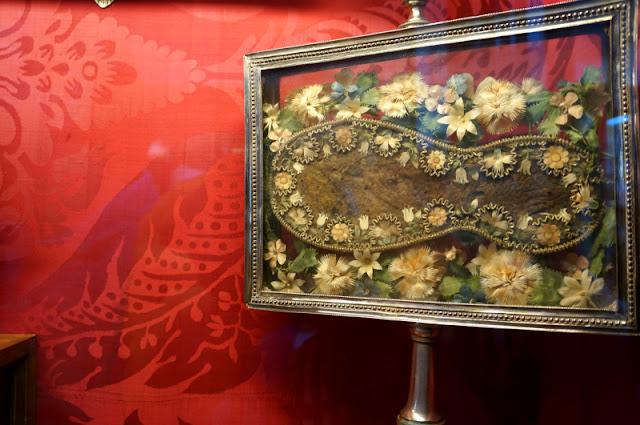 saint teresa avila relikwia