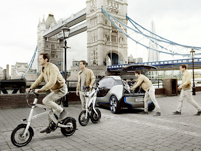 Bmw i Pedelec Concept Design Electric Bike HD Wallpaper