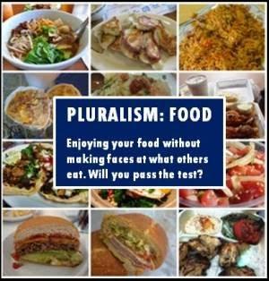 FOOD PLURALISM