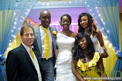 Pictures From Obiwon's Church Wedding & Reception. 37