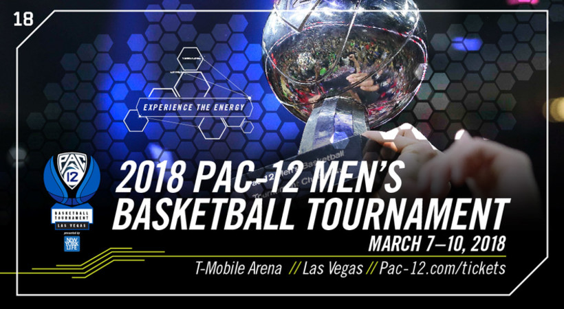 2018 Pac12 Tournament