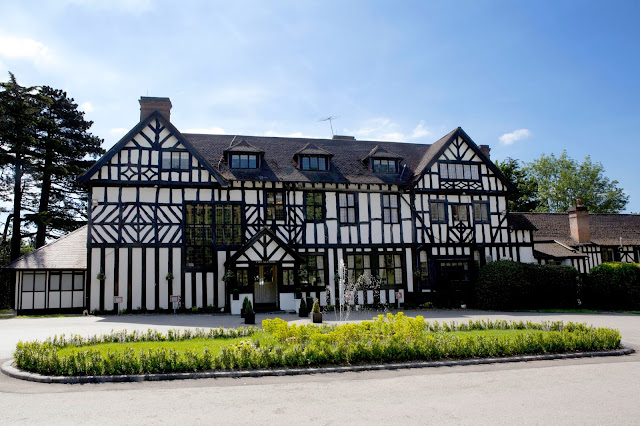 Exterior del hotel The Manor Laura Ashley