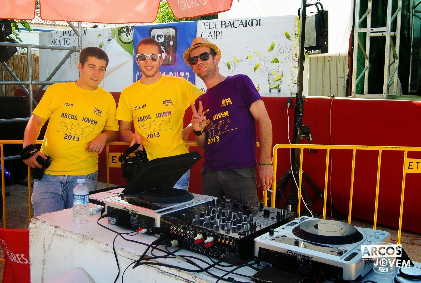 João, Miguel & Dj_MC