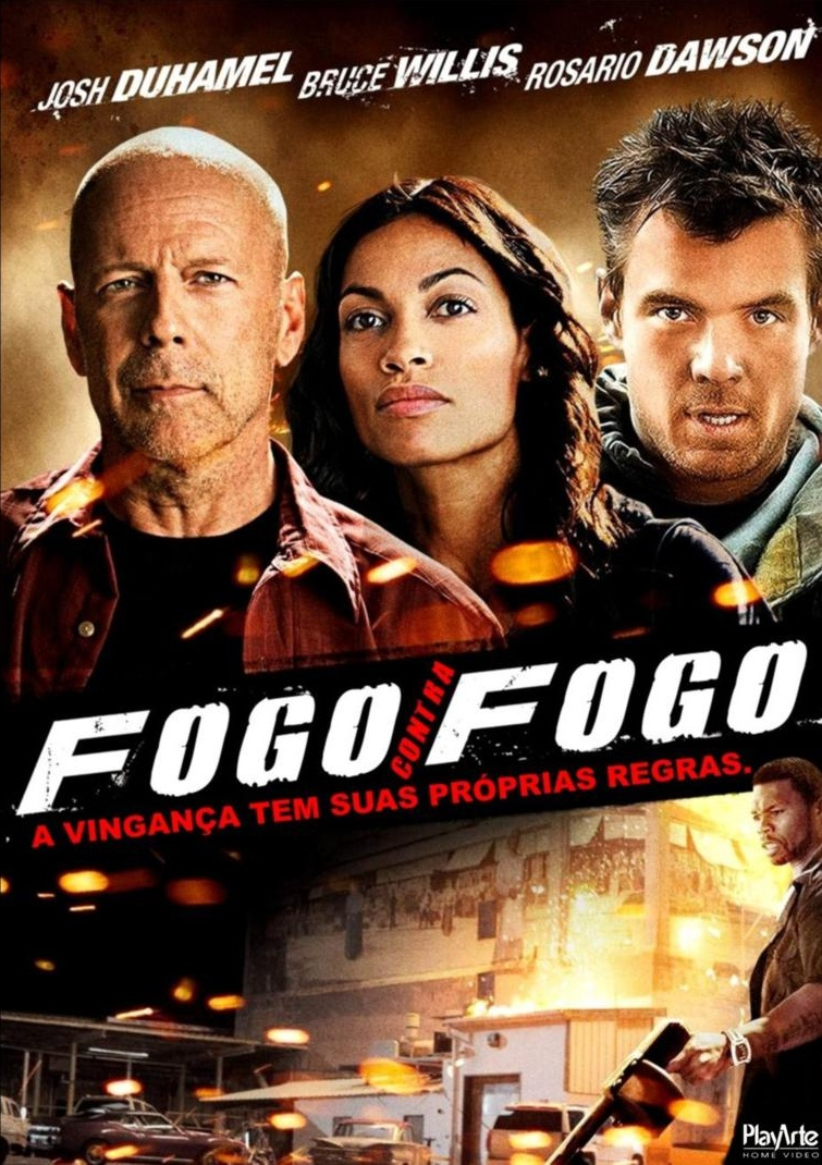 Baixar Filme Fogo Contra Fogo BDRip XviD Dual Audio Dublado – Torrent