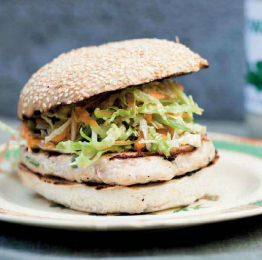 The Japanese Burger