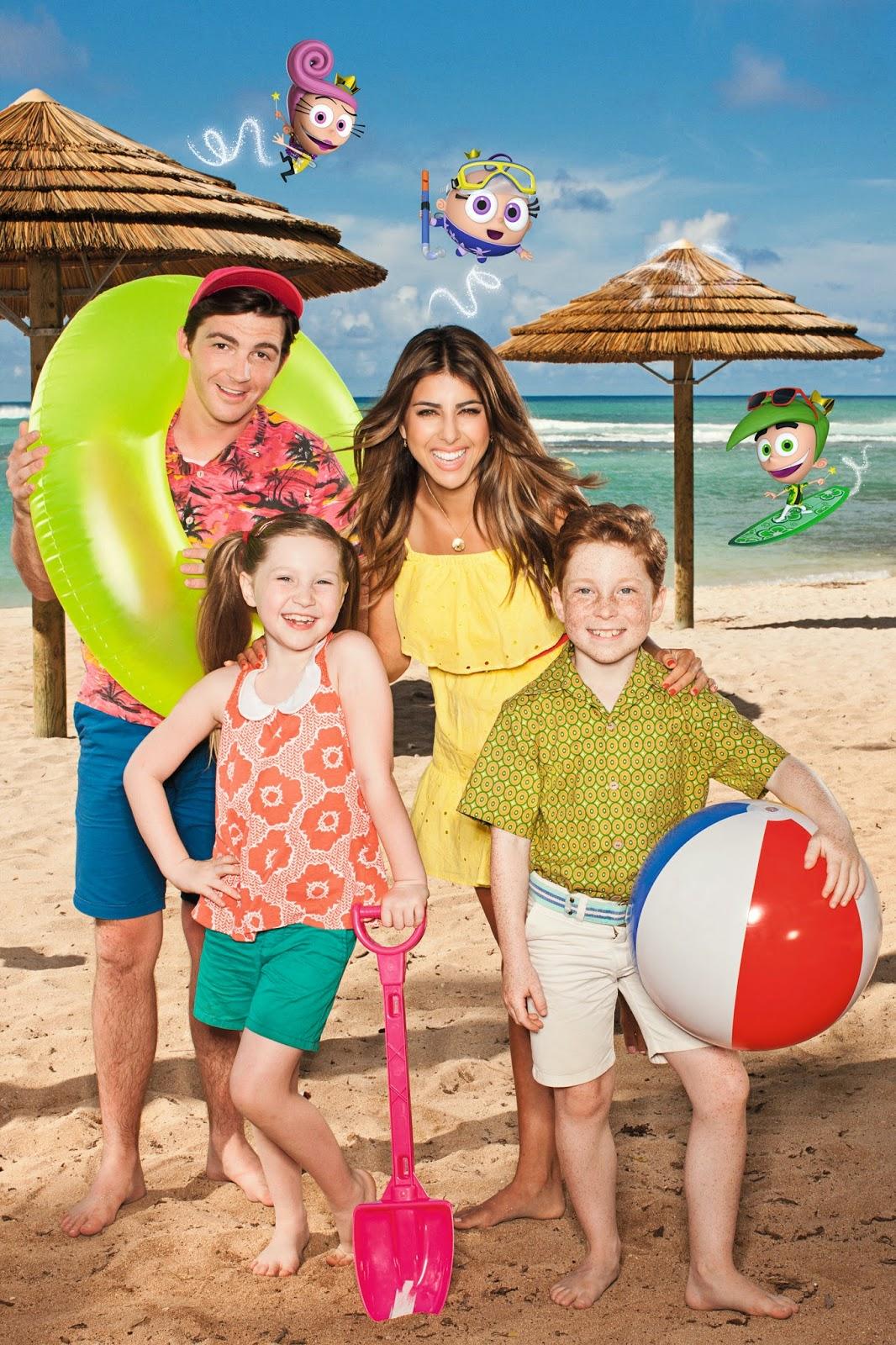 Fairly Odd Summer Cast in a Fairly Odd Summer