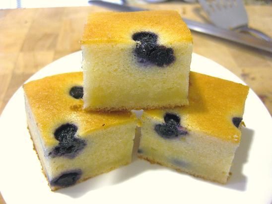 Best Blueberry Mochi Cake Recipe