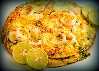 Tortilla de calamares