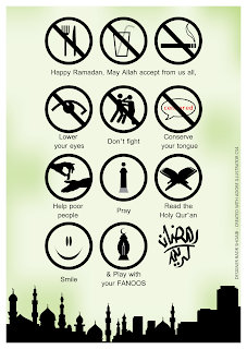 Adab - Adab Berpuasa | Tips Puasa di Bulan Ramadhan