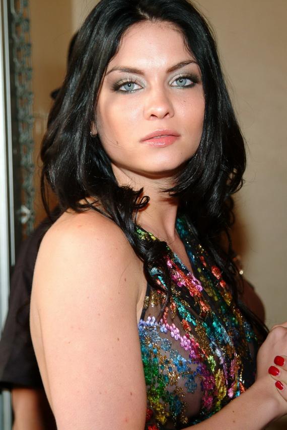Vanessa Spencer Nude Photos