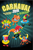 Carnaval de Almería 2014 - Luz Varela