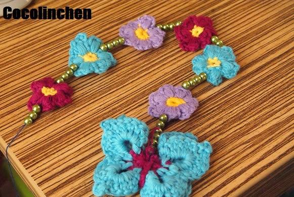 Cocolinchen : Gehäkelte Frühlingsdeko