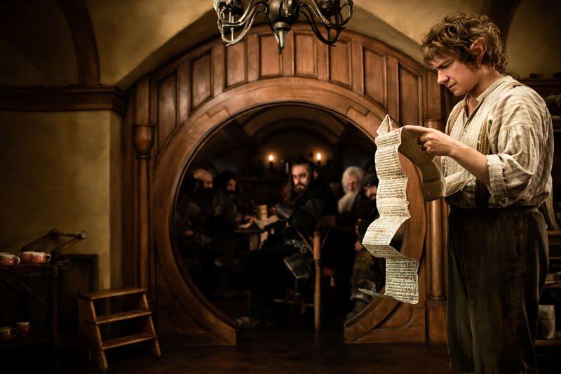 Kelfilm com bilbo le hobbit un voyage inattendu for Porte hobbit