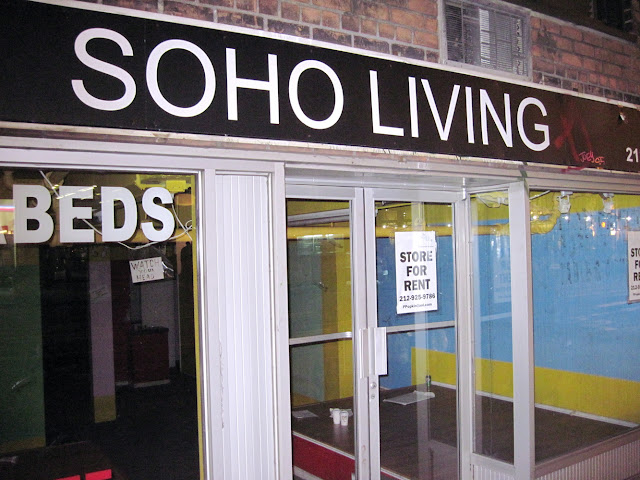 SoHo Living was too pricey for most Old New Yorkers