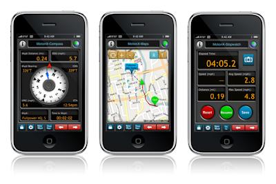 Ventajas de las Apps GPS