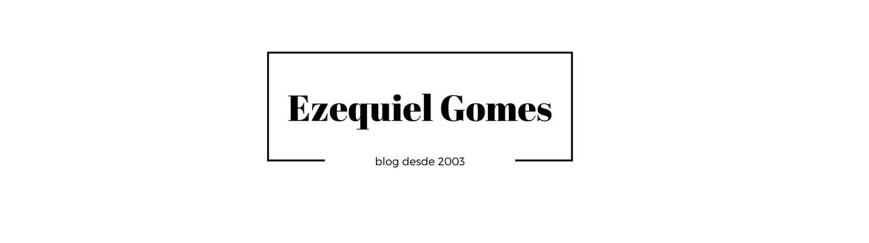 Blog do Ezequiel