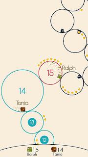 running circles game