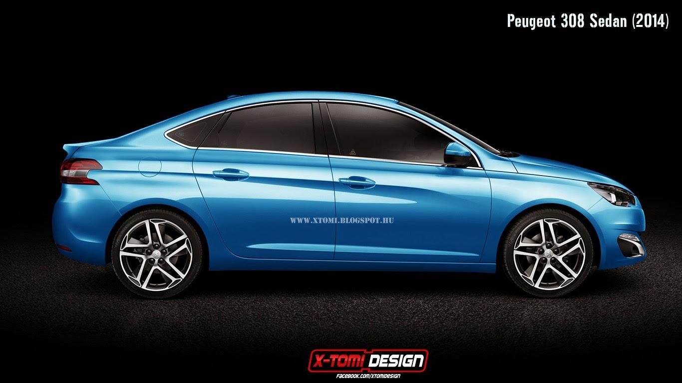 2014 - [Peugeot] 408 II - Page 4 Peugeot+308+Sedan2