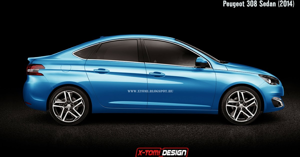Peugeot 308 2013 sedan