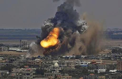 رسالة من غزة الى العالم العربي والاسلامي - مدونة كنوز