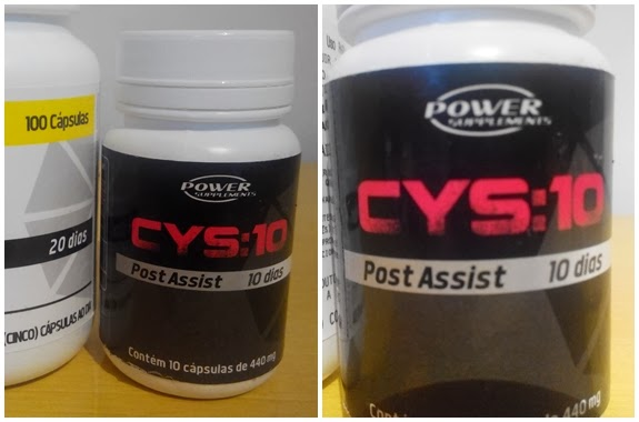 Ph20 Power Supplements CYS:10