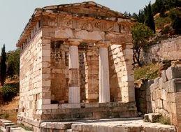 columnas de templos griegos
