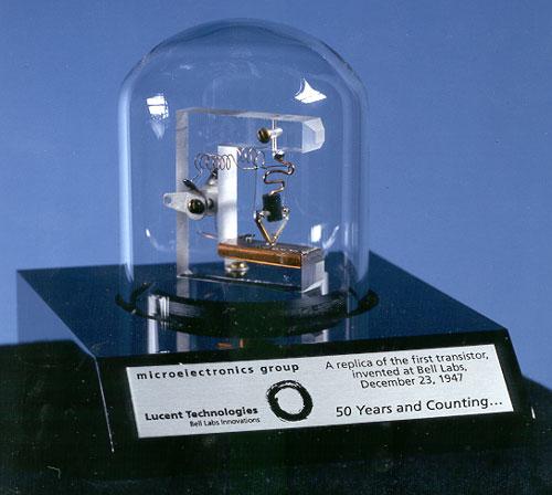 electronics projects and tutorials milestones in digitalreplica of first transistor jpg