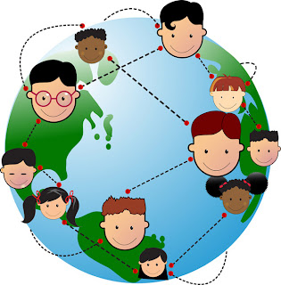 Kids Connected Around the World