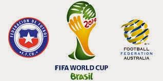 Prediksi Hasil Skor Chile Australia Grup B Pildun 2014