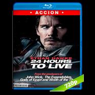 24 horas para vivir (2017) BRRip 720p Audio Dual Latino-Ingles