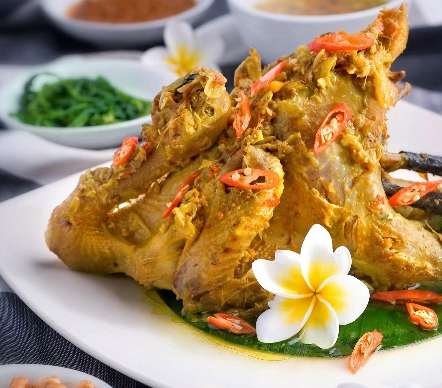 Cara Membuat Ayam Bakar Betutu Khas Bali